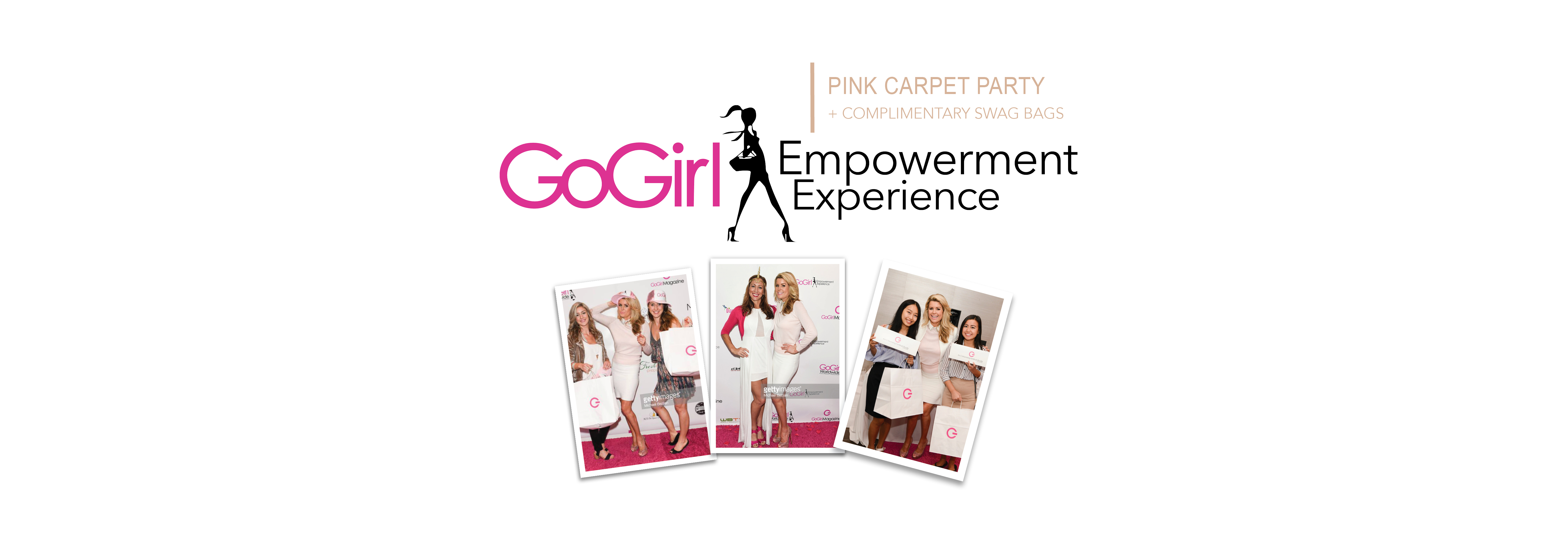 GoGirlEX & Pink Carpet Party!